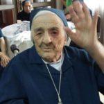 Falleció sor Genoveva Tolson, Hija de la Caridad