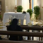Las vicentinas de Santa Marta: la delicadeza del Papa por sus «hijas»